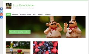 Lizs Keto Kitchen
