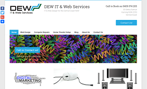 DEW IT & Web Services