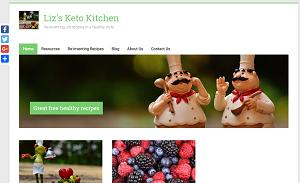 Liz's Keto Kitchen