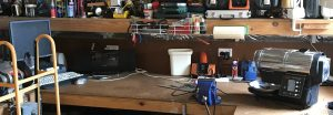 Coffee Roasting setup Raspberry Pi and Hottop on Central Coast NSW