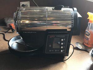 Hottop KN-8828B-2K+ Coffee Roasting in Kariong