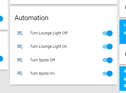 incorrect use of automations in home assistant