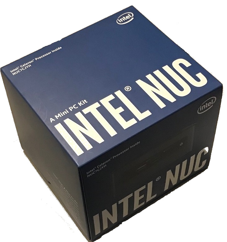 Installing and Running Hassio in Docker on an Intel NUC