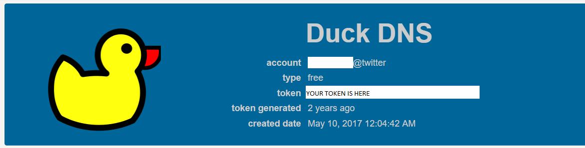 duck-dns-token